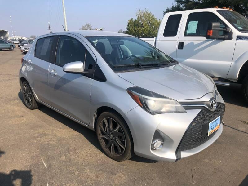 2015 Toyota Yaris SE 4dr Hatchback 4A - Shingle Springs CA