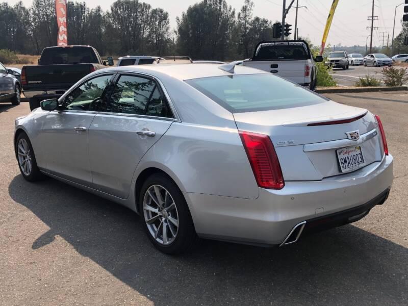 2019 Cadillac CTS 3.6L Luxury 4dr Sedan - Shingle Springs CA