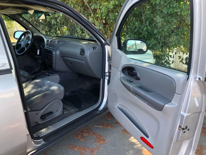 2004 Chevrolet TrailBlazer LS 4WD 4dr SUV - Shingle Springs CA