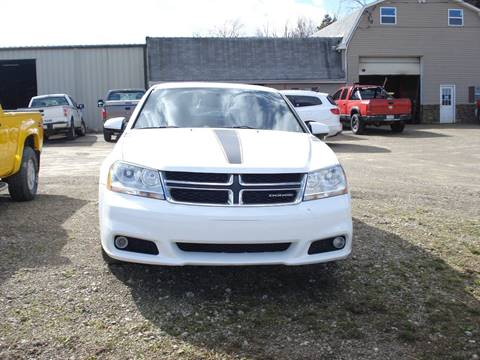 2011 Dodge Avenger for sale in Union City, PA
