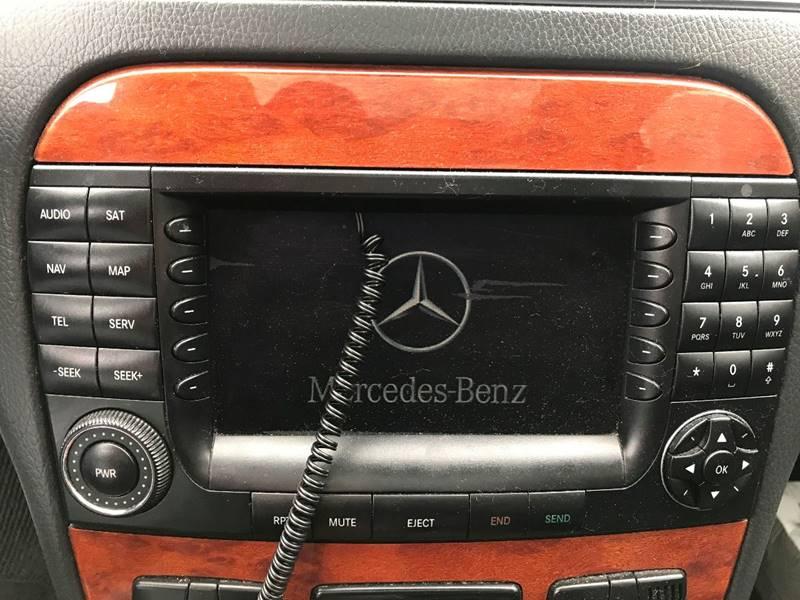 2004 Mercedes-Benz S-Class AWD S 430 4MATIC 4dr Sedan - Redford MI