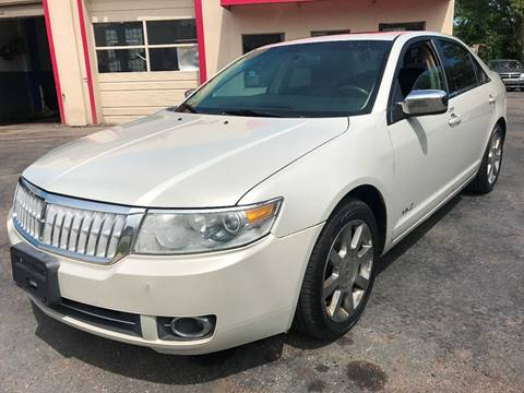 2008 Lincoln MKZ for sale in Redford, MI