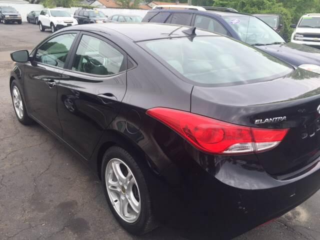2012 Hyundai Elantra GLS 4dr Sedan PZEV - Redford MI