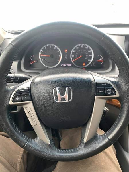 2011 Honda Accord EX-L 4dr Sedan - Rome NY