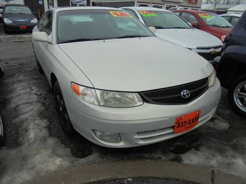 1999 Toyota Camry Solara for sale in Rome, NY