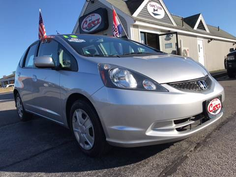 2013 Honda Fit for sale at Cape Cod Carz in Hyannis MA