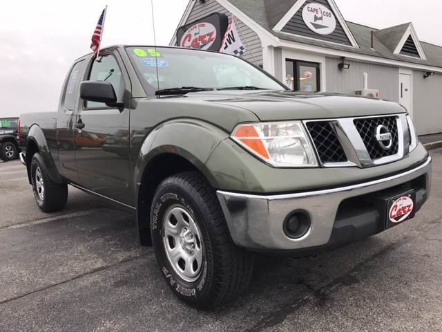 2005 Nissan Frontier 4dr King Cab Se 4wd Sb In Hyannis Ma Cape Cod