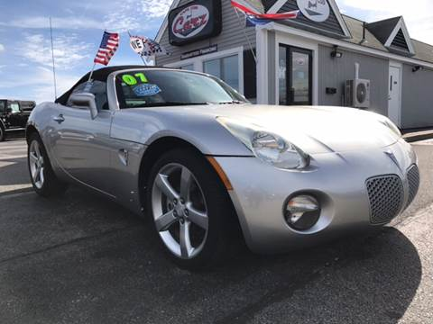 2007 Pontiac Solstice for sale in Hyannis, MA