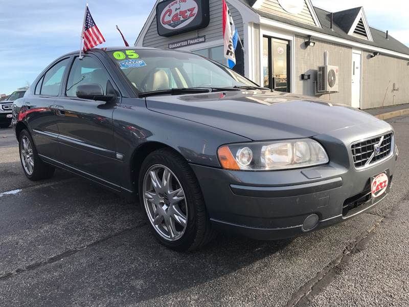 2005 Volvo S60 Awd 4dr 2 5t Turbo Sedan In Hyannis Ma Cape Cod Carz
