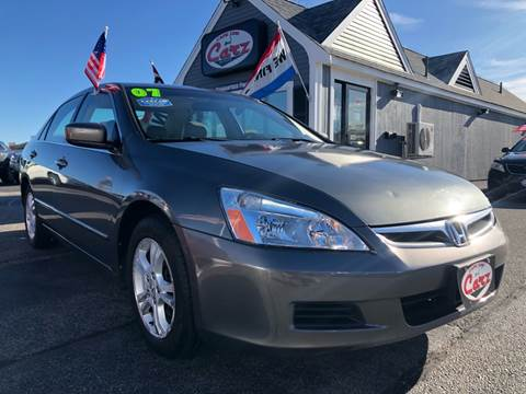 2007 Honda Accord for sale in Hyannis, MA