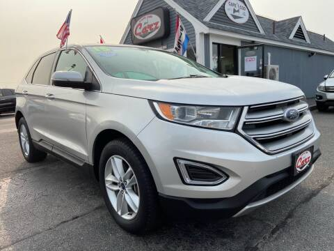 2015 Ford Edge for sale at Cape Cod Carz in Hyannis MA