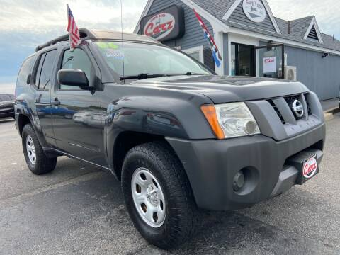2006 Nissan Xterra for sale at Cape Cod Carz in Hyannis MA