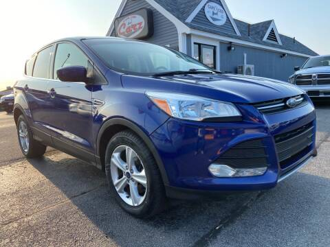 2016 Ford Escape for sale at Cape Cod Carz in Hyannis MA