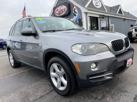 2010 BMW X5 for sale at Cape Cod Carz in Hyannis MA
