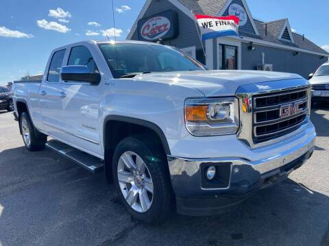2015 GMC Sierra 1500 for sale at Cape Cod Carz in Hyannis MA