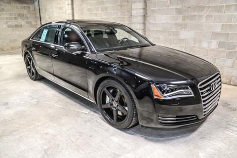 2013 Audi A8 L for sale in Charlotte, NC