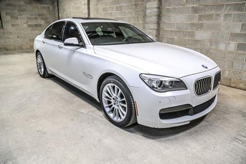 2014 BMW 7 Series for sale in Charlotte, NC