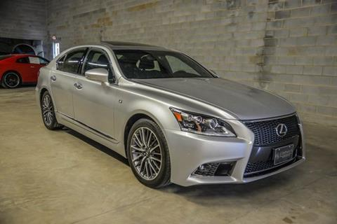 2013 Lexus LS 460 For Sale In Charlotte, NC