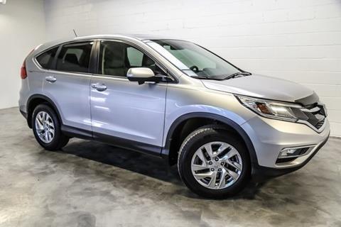 2015 Honda CR-V for sale in Charlotte, NC