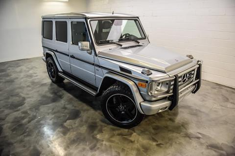 2012 Mercedes-Benz G-Class for sale in Charlotte, NC