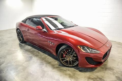 2016 Maserati GranTurismo for sale in Charlotte, NC