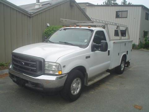 2002 Ford F-350 for sale in East Bridgewater, MA