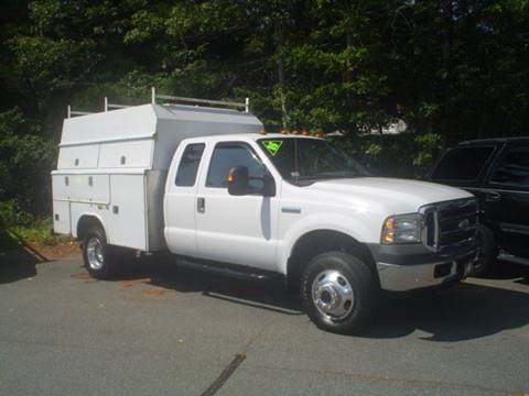 2005 Ford F-350 for sale in East Bridgewater, MA