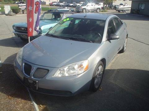 2008 Pontiac G6 for sale in East Bridgewater, MA