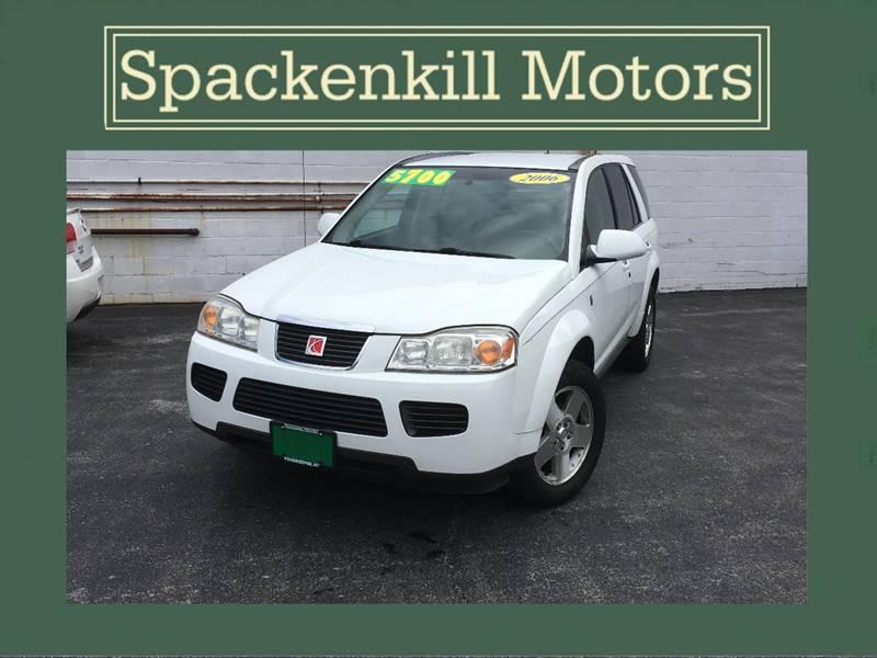 2006 Saturn Vue AWD 4dr SUV w/V6 - Poughkeepsie NY