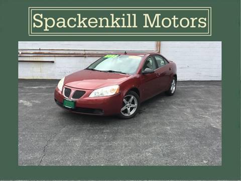 2009 Pontiac G6 for sale in Poughkeepsie, NY