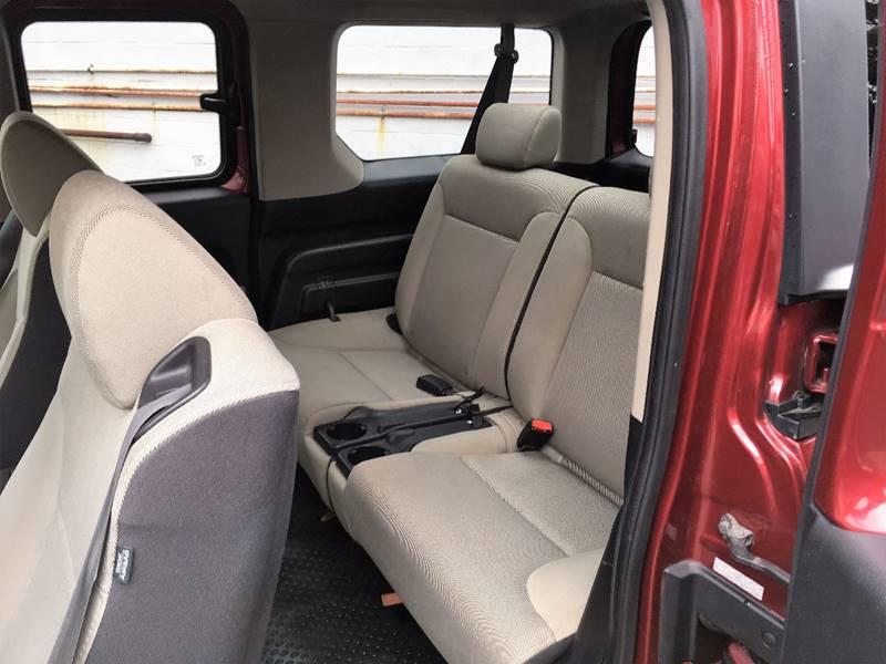 2008 Honda Element AWD EX 4dr SUV 5A - Poughkeepsie NY