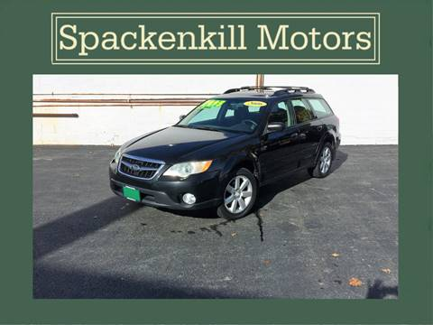 2008 Subaru Outback for sale in Poughkeepsie, NY