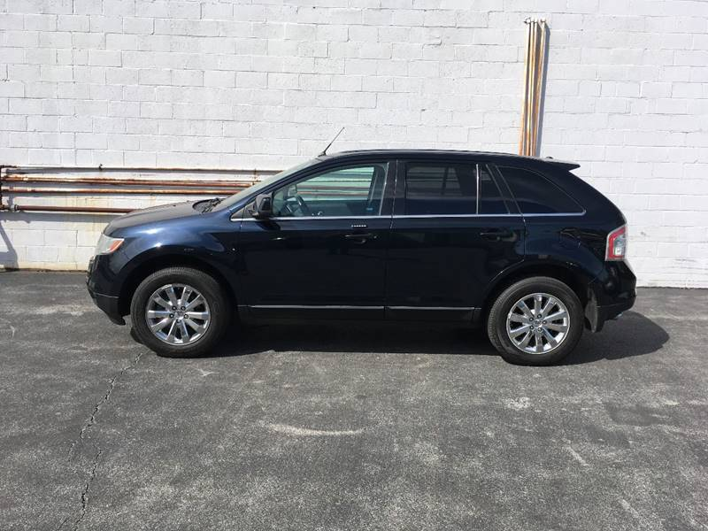 2008 Ford Edge Limited AWD 4dr Crossover - Poughkeepsie NY