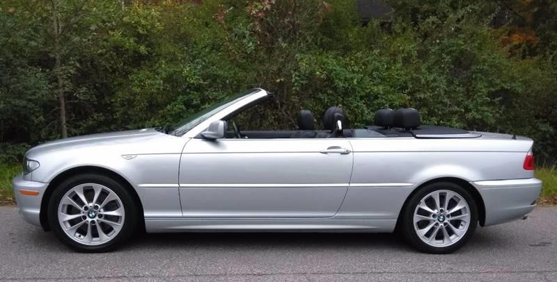 Bmw Series Ci Dr Convertible In Durham NC Moores Motors - Bmw 3 series 330ci