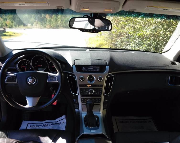 2008 Cadillac CTS 3.6L DI 4dr Sedan - Durham NC