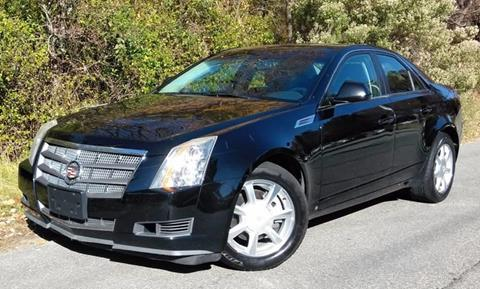 2008 Cadillac CTS for sale at Moore's Motors in Durham NC