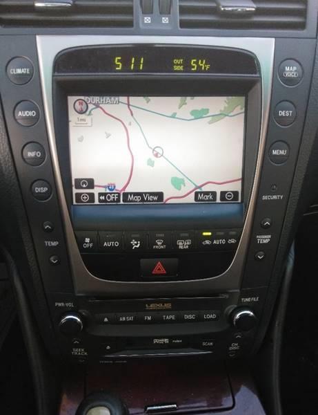 2007 Lexus GS 350 AWD 4dr Sedan - Durham NC