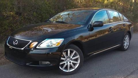2007 Lexus GS 350 for sale at Moore's Motors in Durham NC