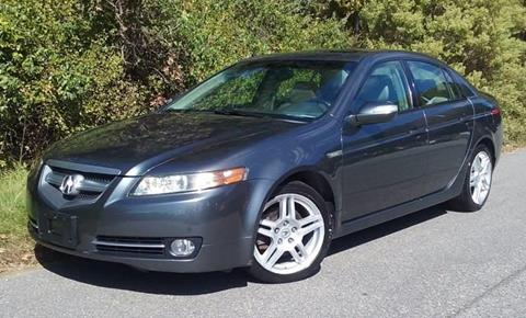 2008 Acura TL for sale at Moore's Motors in Durham NC