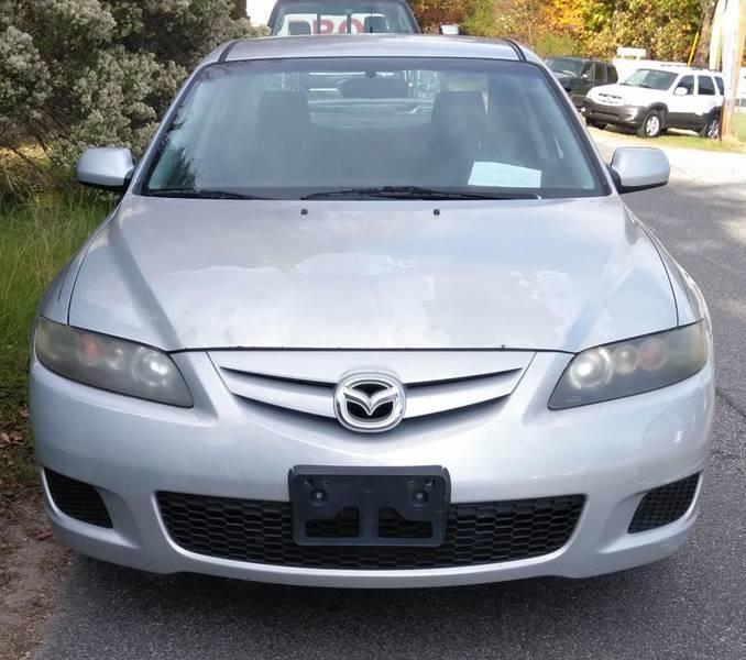 2007 Mazda MAZDA6 i Sport 4dr Sedan (2.3L I4 5A) - Durham NC