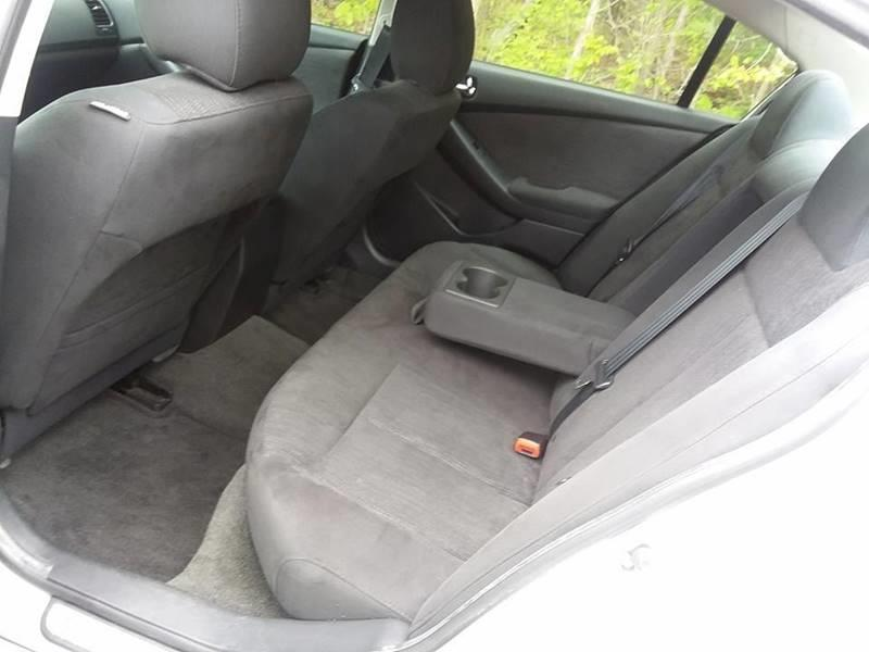 2012 Nissan Altima 2.5 S 4dr Sedan - Durham NC