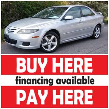 2007 Mazda MAZDA6 for sale at Moore's Motors in Durham NC