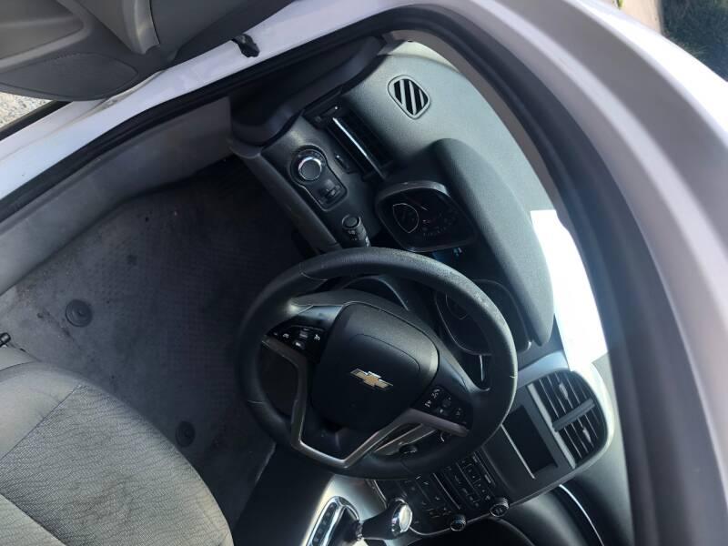 2015 Chevrolet Malibu LS 4dr Sedan - Durham NC