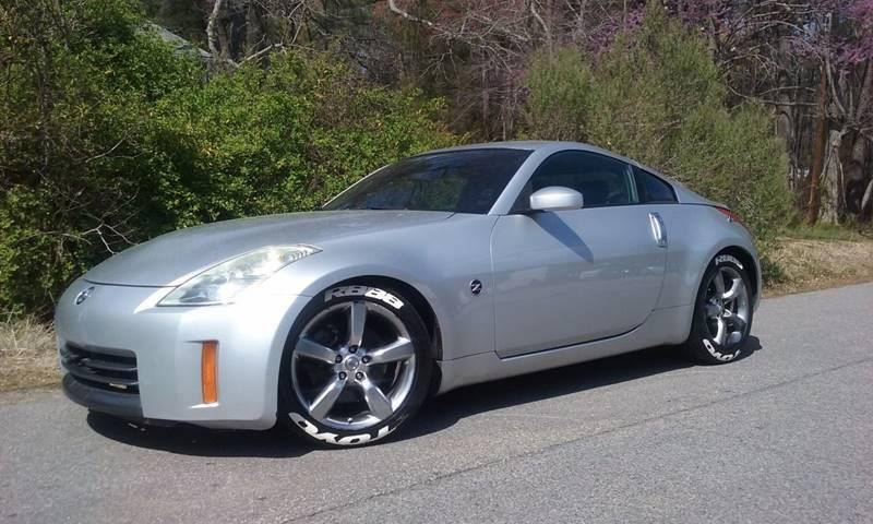 2007 Nissan 350Z for sale at Moore's Motors in Durham NC