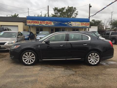 2013 Lincoln MKS for sale in Amarillo, TX