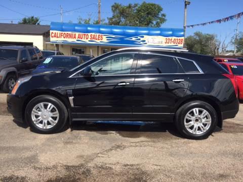 2012 Cadillac SRX for sale in Amarillo, TX