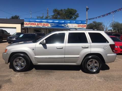 2007 Jeep Grand Cherokee for sale in Amarillo, TX