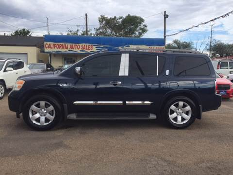 2008 Nissan Armada for sale in Amarillo, TX