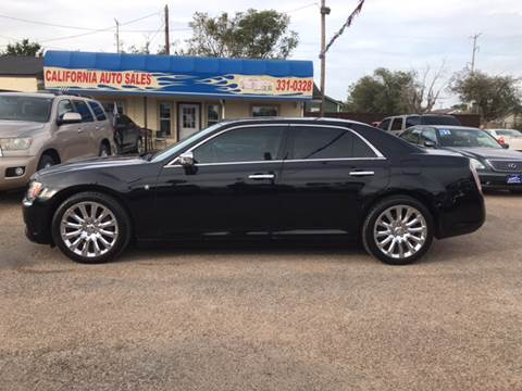 2013 Chrysler 300 for sale in Amarillo, TX