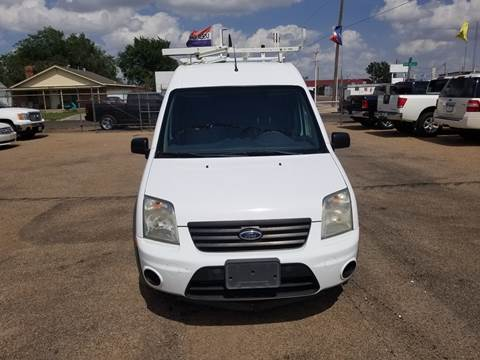 2012 Ford Transit Connect for sale at California Auto Sales in Amarillo TX